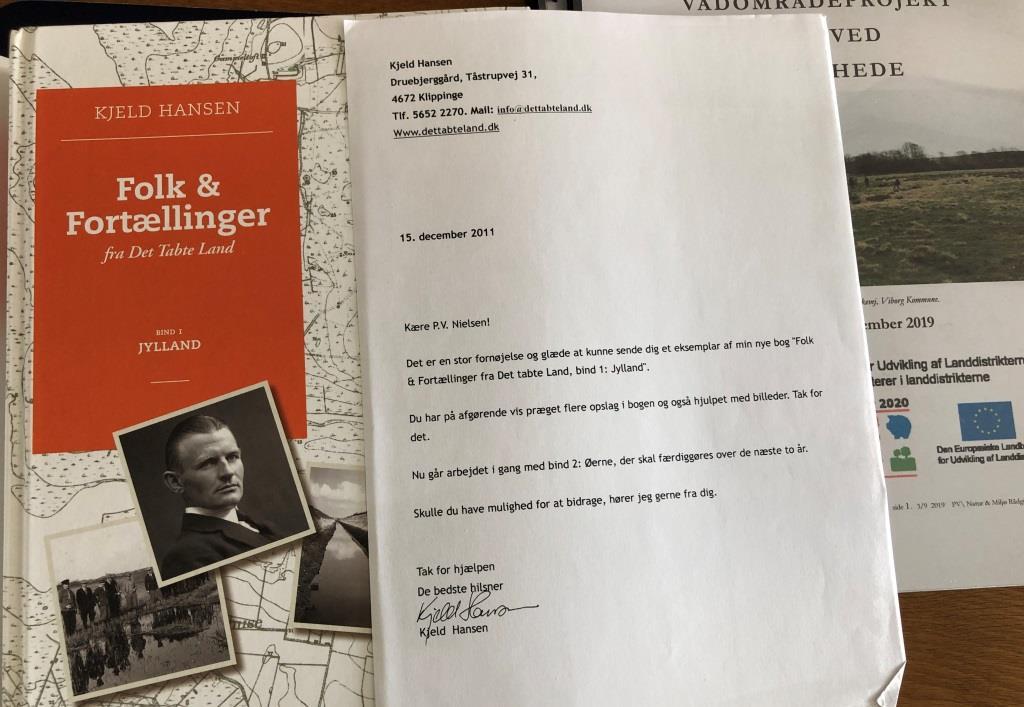 """Hund Sø """"i løbetiden"""" før et egentligt projekt: """"Kjeld Hansen synspunkter"""""""